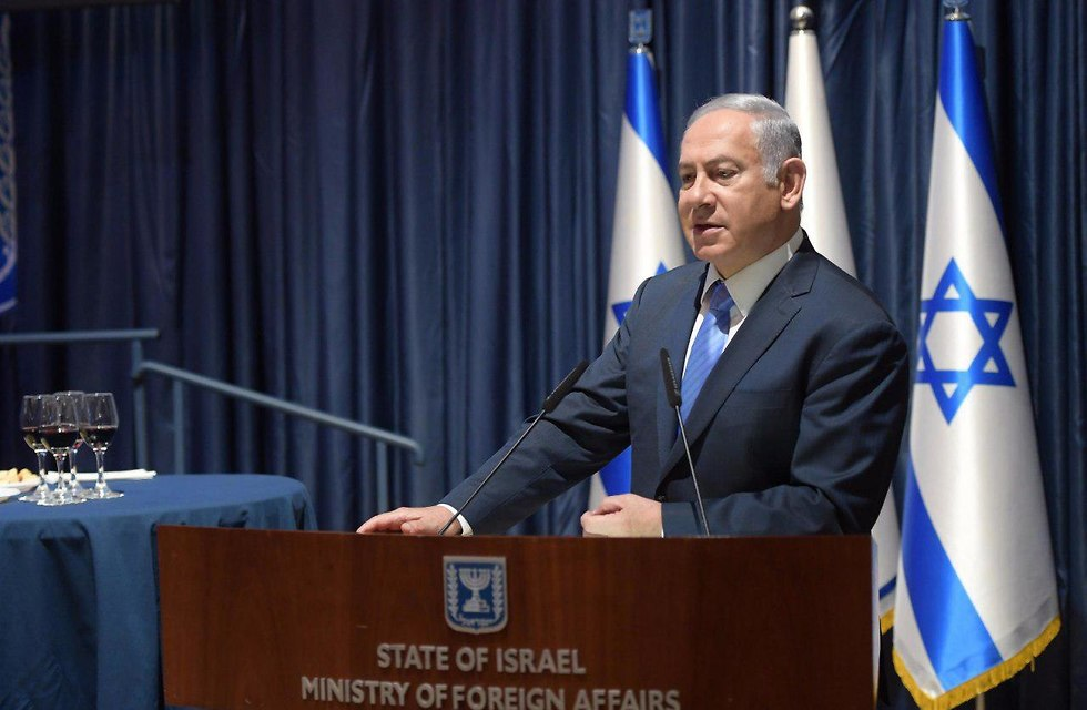 Prime Minister Netanyahu (Photo: GPO)