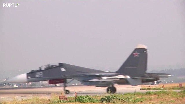 Russian aircraft  (Photo: Ruptly)