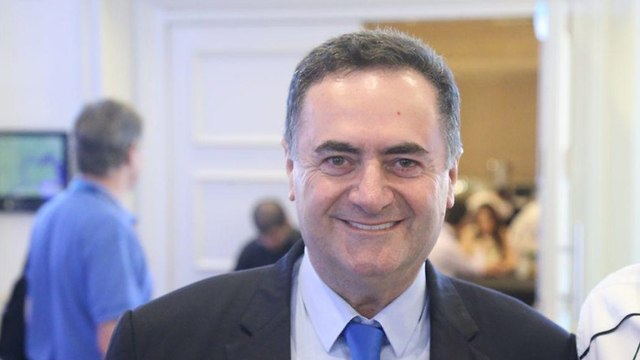 Yisrael Katz (Photo: Motti Kimchi)