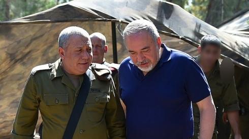 צילום : אריאל חרמוני, משרד הביטחון