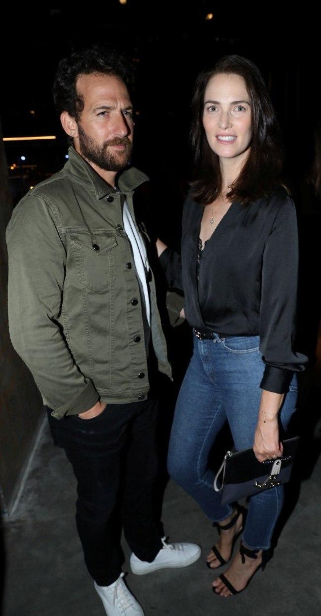 זוג שאנחנו אוהבים לראות. יעל גולדמן ואורי פפר (צילום: רפי דלויה)