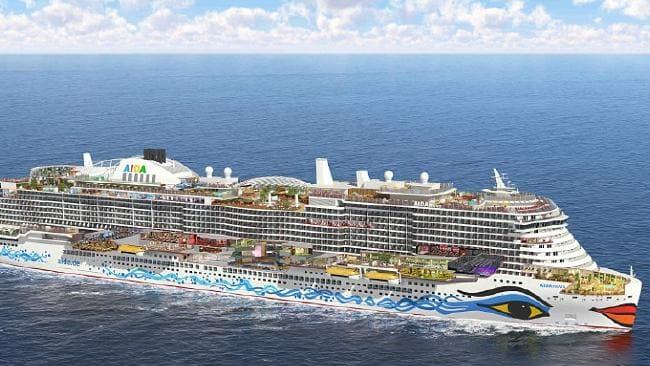 Судно AIDA Cruises