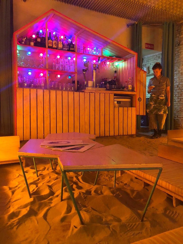 מסעדת אוחלה (צילום: מושיק ביבי)