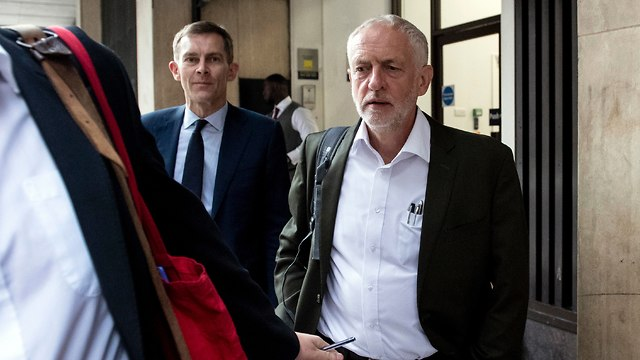 Jeremy Corbyn (Photo: EPA)