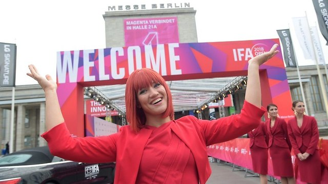 IFA 2018 (צילום: IFA)