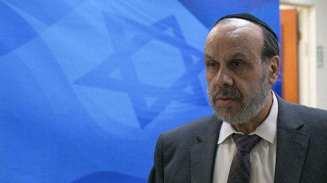 דוד אזולאי (צילום: אוהד צויגנברג)