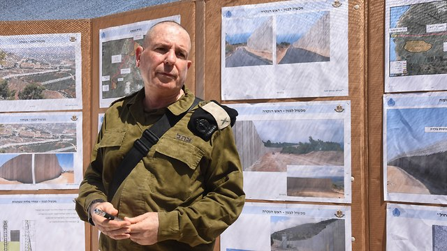 Brig. Gen. Eran Ofir (Photo: Avihu Shapira)
