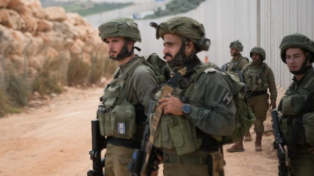 (Photo: IDF Spokesperson's Unit )