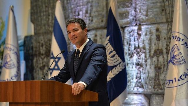 Mossad director Yossi Cohen (Photo: GPO)