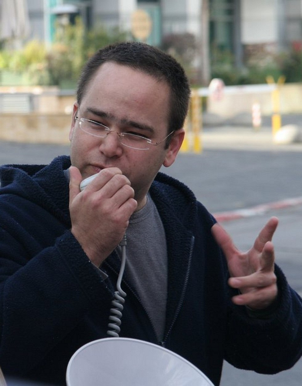 שי כהן מהרית הישראלית  (צילום: הברית הישראלית )