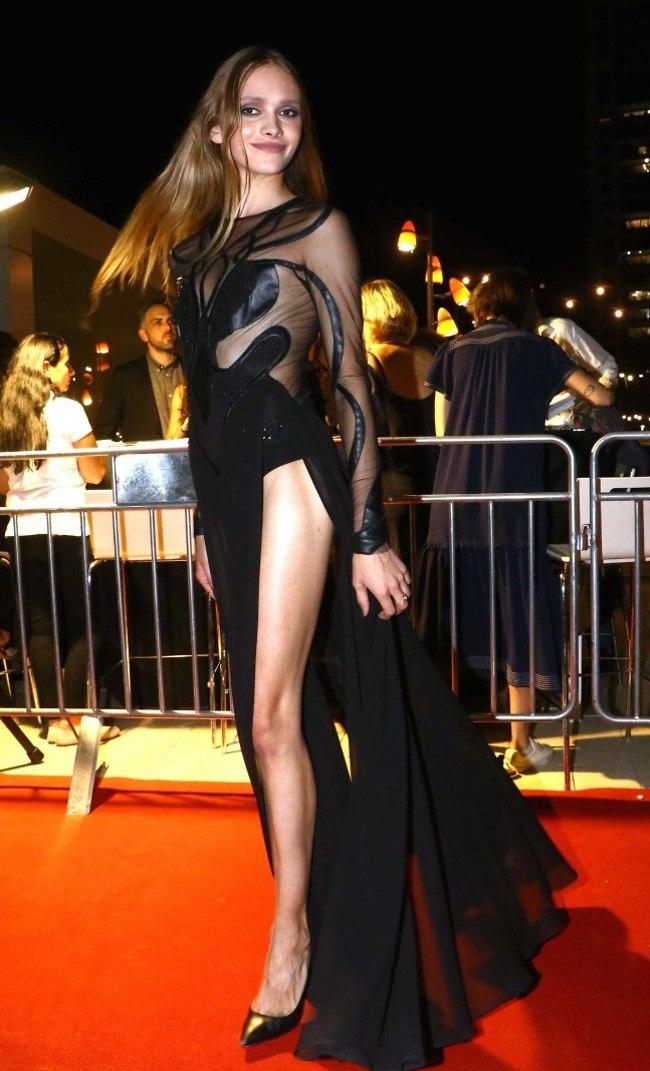 אולי בשנה הבאה? סתיו סטרשקו שהייתה מועמדת לפרס השחקנית הראשית (צילום: אמיר מאירי)