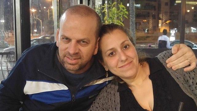 משפחת ישראלי (צילום: אלבום פרטי)