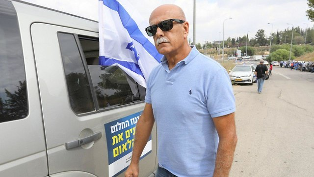 אמל אסעד (צילום: חן גלילי)
