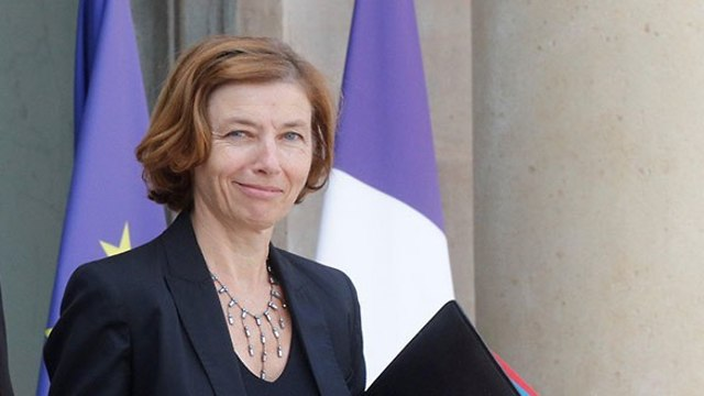 France's Defense Minister Florence Parly (Photo: Reuters)