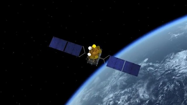 Athena-Fidus satellite  (Photo: CNES)