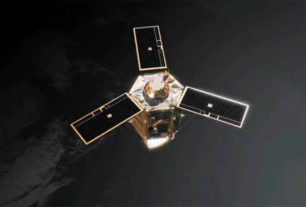 Итальянско-французский спутник. Фото: CNES