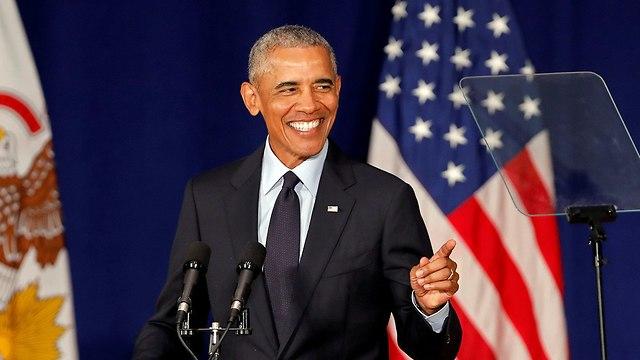 ברק אובמה נשיא ארה