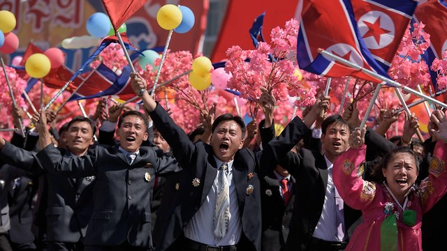 Balloons instead of ballistic missiles   (Photo: AFP)