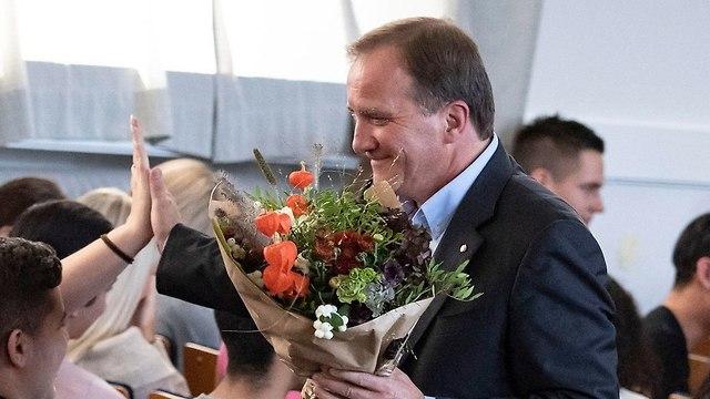 Social Democrat Prime Minister Stefan Lofven (Photo: EPA)