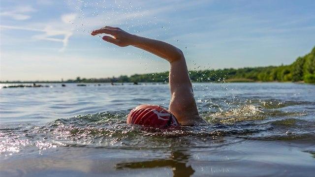 שחייה (צילום: shutterstock)
