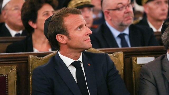 French President Emmanuel Macron (Photo: MCT)
