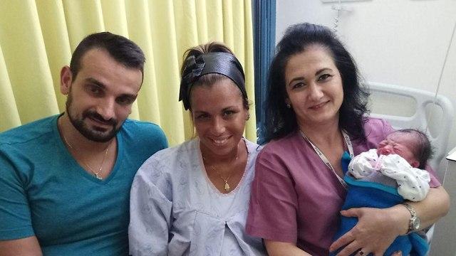 (צילום: המרכז הרפואי ברזילי)