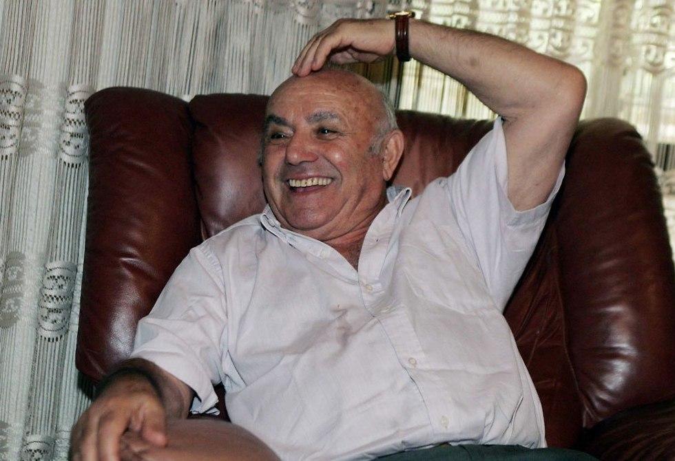 עמנואל שפר (צילום: ראובן שוורץ)