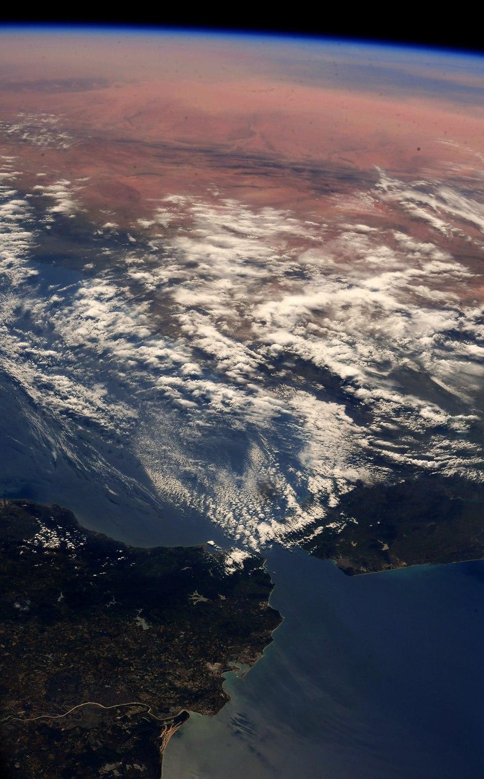 אזור גילברטר (צילום: ריצ'רד ארנולד, נאס