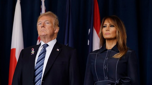 Donald and Melania Trump (Photo: AP)
