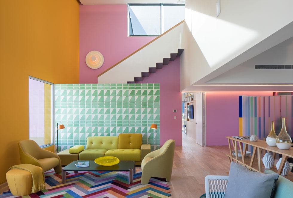 בית שכולו מחווה לשניים מגדולי האדריכלים במקסיקו. עיצוב: Moneo Brock. לחצו לכתבה (צילום: Documentacion Arquitectonica - Adrian Llaguno)