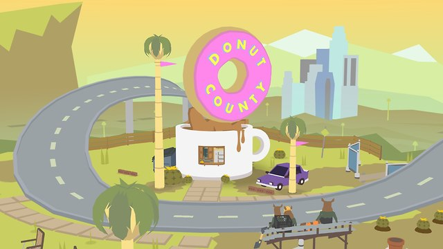 Donut County ()