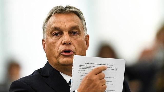 Prime Minister Viktor Orbán (Photo: EPA)