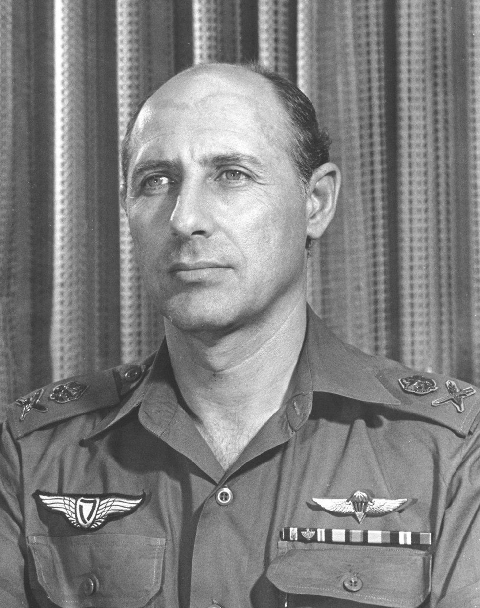 Eli Zeira, Military Intelligence Directorate (Photo: Defense Ministry Archives)