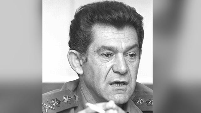 IDF Chief of Staff David Elazar (Photo: Defense Ministry Archives)