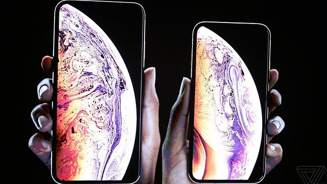 הכרזת האייפון החדש: אייפון XS (צילום:apple )