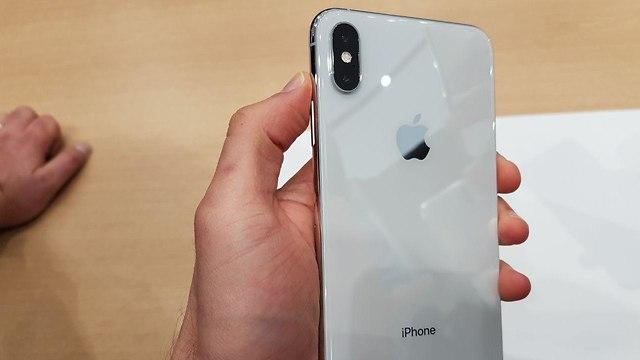 האייפונים החדשים- הXS וה-XS MAX  (צילום: שגיא כהן)