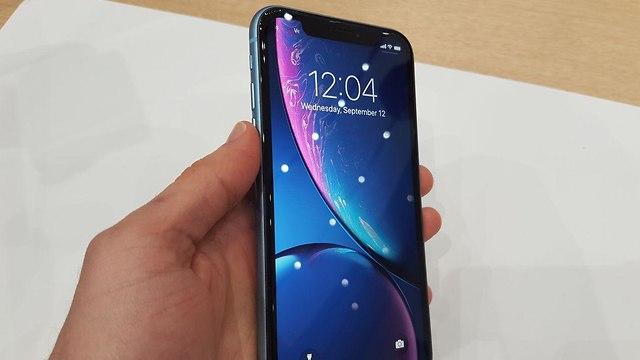 האייפון האחרון שהוכרז : אייפון XR  (צילום: שגיא כהן)