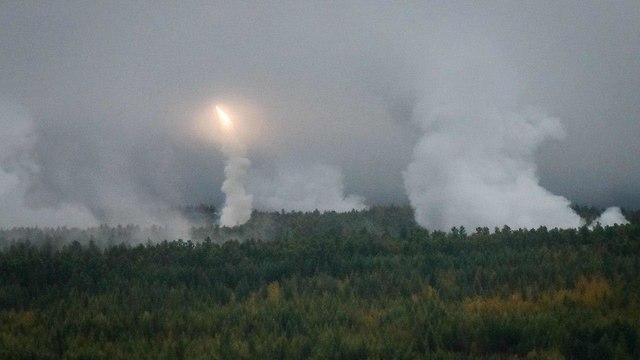 טילים (צילום: AFP)