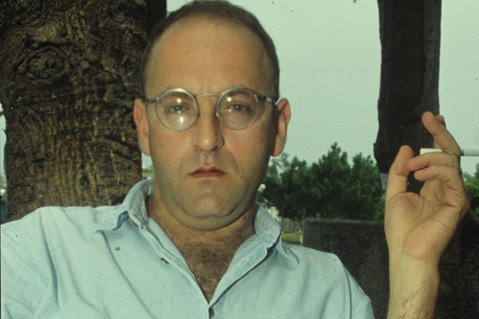 """שמואל הספרי ב-1992, כשנתיים לפני שהשיר נכתב. למטה: """"חורף 73"""" בשני ביצועים של להקת חיל החינוך (צילום: שאול גולן)"""