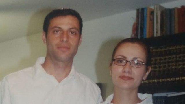 Гади и Ципи Шемеш. Фото предоставлено семьей