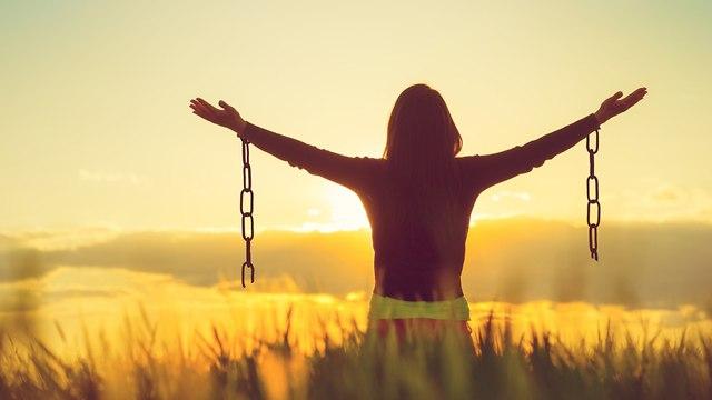 אישה חופשייה (צילום: shutterstock)