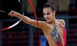 לינוי אשרם באליפות העולם (צילום: EPA)
