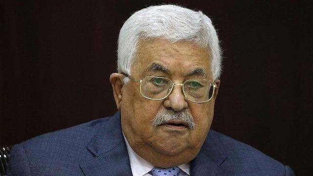 אבו מאזן (צילום: AFP)