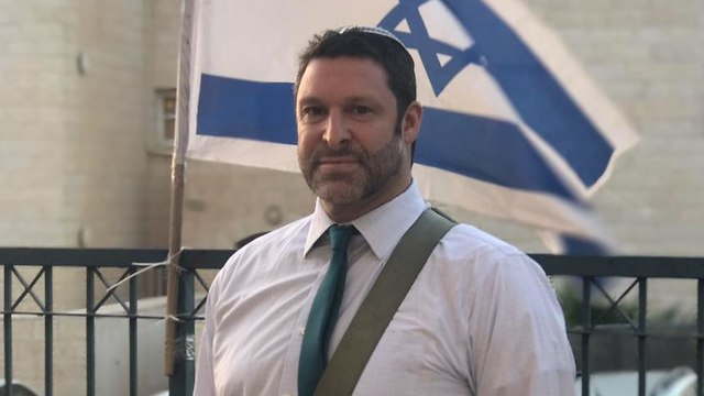 The late Ari Fuld, who was stabbed to death last month Gush Etzion.