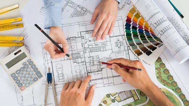 אילוסטרציה תכנון ובנייה (צילום: shutterstock)
