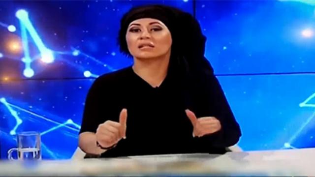 תלונה על עוקץ בתוכנית בערוץ רוסי (צילום מסך)