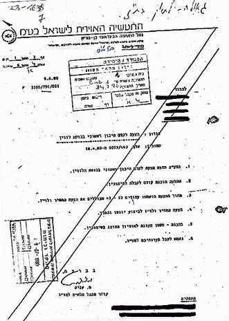 חשיפה: מסמך ההצעה של התעשייה האווירית מ-1980 לפיתוח הלווין הישראלי | באדיבות ארכיון התעשייה האווירית