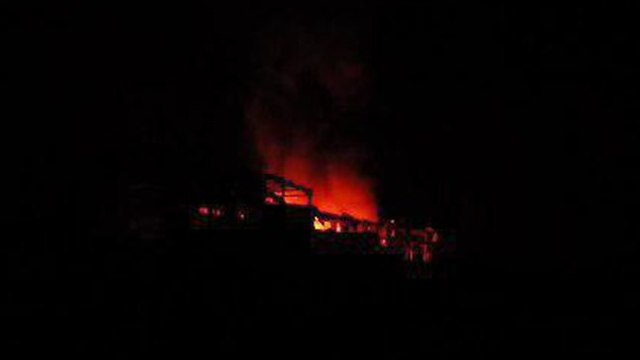Explosion heard in Latakia