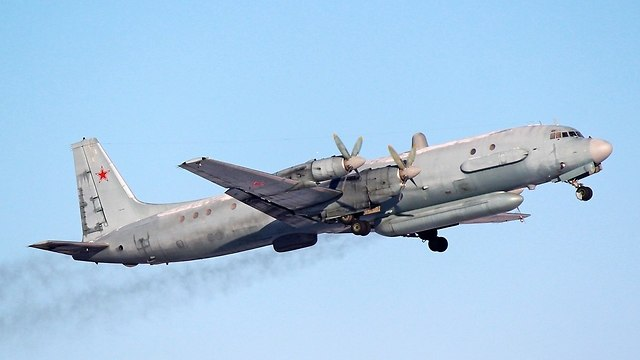Il-20 turbo-prop plane (Photo: Kirill Naumenko/Wikipedia)