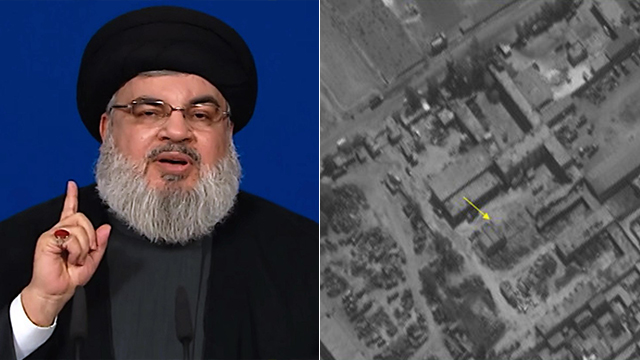 Hassan Nasrallah (Photo: ImageSat International)